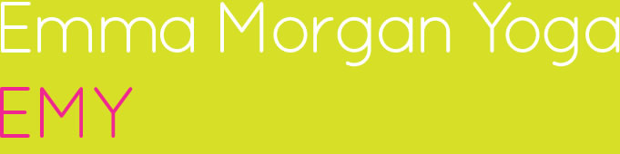 Emma Morgan Yoga, Thame, Oxfordshire, Buckinghamshire, Thame Barns Centre Logo