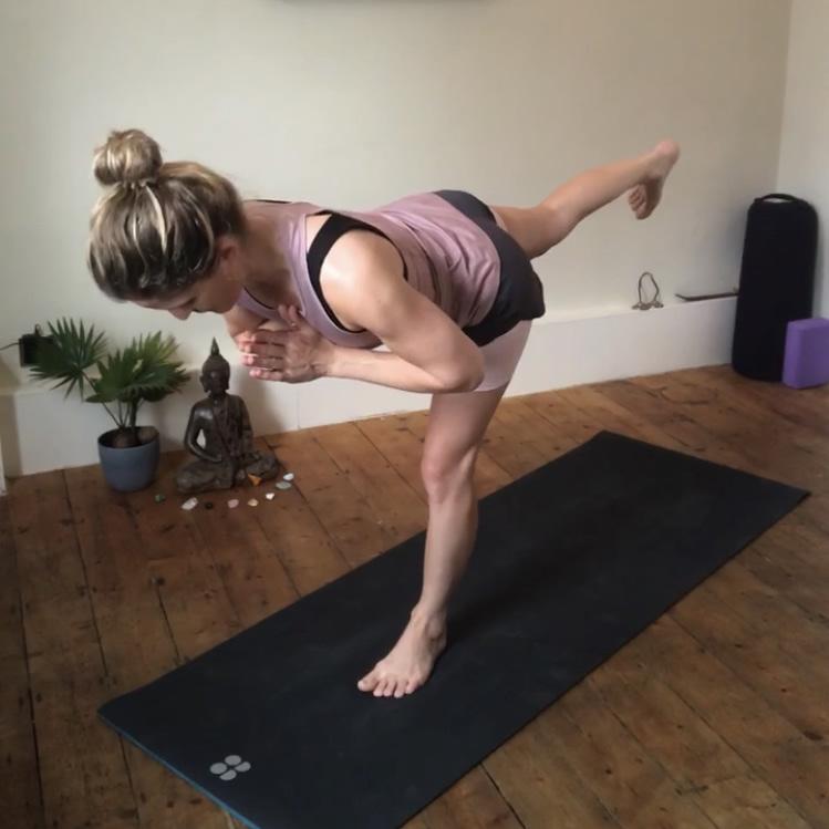 emma morgan yoga